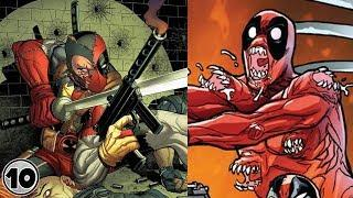Top 10 Super Powers You Didn't Know Deadpool Had