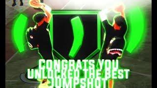 BEST CUSTOM JUMPSHOT IN NBA 2K20! HIGHEST GREEN PERCENTAGE JUMPSHOT 2K20!