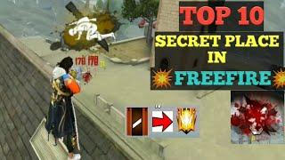 //Top 10// Clash Squad Bermuda Secret Place in