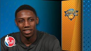 RJ Barrett on relationship with Zion, reveals advice from Carmelo and Steve Nash | NBA on ESPN