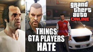 Things Players HATE About GTA 5
