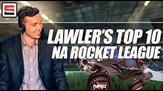 Lawler releases top 10 North American power rankings on ESPN after Week 1 | ESPN Esports