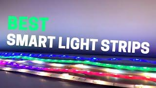 10 BEST Smart Light Strips on Amazon Compared