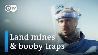 Ukraine land mine risk | DW Documentary