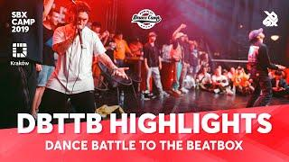 BEST OF Dance Battle to the Beatbox | Sbx Camp x Fair Play Dance Camp x Kraków