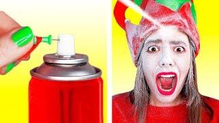 CHRISTMAS FRIENDS PRANKS | Trick Your Friends on holidays by Ideas 4 Fun