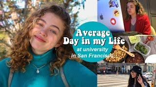 An Average Day in my Life at University Abroad on a no-class day! Studying, Yoga and Cooking!!