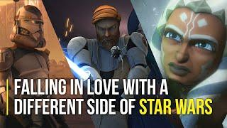 The Clone Wars made me fall in love with a different side of Star Wars