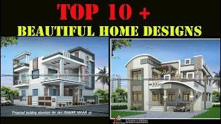 TOP 10 + BEAUTIFUL HOME DESIGNS 2021 @D K 3D HOME DESIGN || Top Modern House Design Ideas For 2021