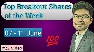 #22 Top Breakout Shares of the Week   Chart of the Week   Weekly Shares by SMU   Best Swing Stocks