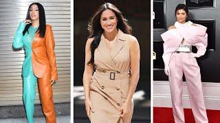 """Meghan Markle Beats Kylie Jenner And Cardi B To Become """"Most Powerful Dresser Of 2019"""" 