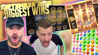 Top 10 Biggest Slot Wins Part 1 I September 2020 #36
