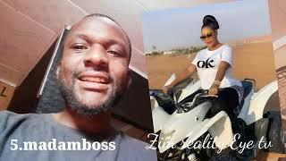 Top 10 Hottest Zim Celebrities  of the month March 2020