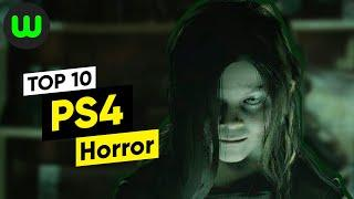 Top 10 PS4 Horror Games of All Time | whatoplay