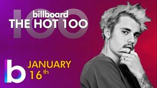 Billboard Hot 100 Top Singles This Week (January 16th, 2021)