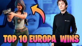 TOP 10 DE EUROPA EN WINS EN SOLO TEMPORADA 11 EN PC