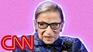 How RBG became the face of the Trump resistance