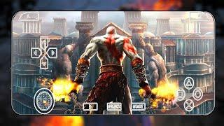 Top 10 PSP High Graphics Games for Android | PPSSPP Emulator| (2020) #2