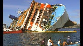 Top 10 Big Ships Crash! Ships In Huge Storm! Ships Launch Awesome Waves