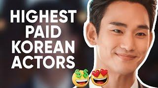 Top 10 Highest Paid Korean Actors 2020