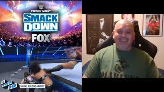 Top 10 Friday Night Smackdown Moments (2/13/2020) Reaction!