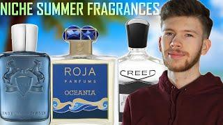TOP 10 SUMMER NICHE FRAGRANCES FOR 2020 | HIGH END LUXURY SUMMER COLOGNES