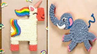 Best of June   Fun and Creative Cake Decorating Tutorials For Party   Yummy Chocolate Cake Recipes