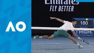 Novak Djokovic Top 10 Plays   Australian Open 2021