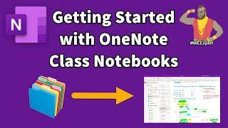 Getting Started with OneNote Class Notebooks - Office 365 for Teachers