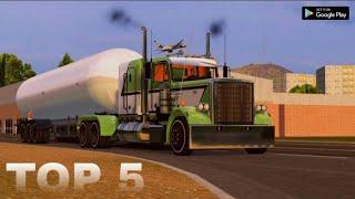 Top 5 Truck Simulator Android Games 2020