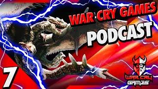 War Cry Games Podcast #7: Best Dragon in Video Games