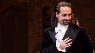 Hamilton on Disney Plus gives you the best seat in the house