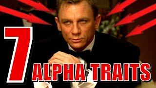 TOP 7 ALPHA MALE Behavioral Traits YOU MUST POSSESS In 2021!