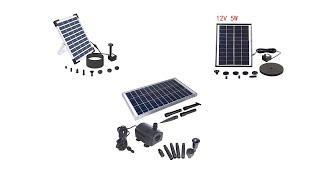 Best Solar Water Pump KIT | Top 10 Solar Water Pump KIT For 2020 | High Rated Solar Water Pump KIT