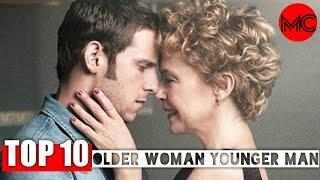 My Top 10 OLDER WOMAN YOUNGER WOMAN AFFAIR  ❤︎ ROMANCE MOVIE Couples Relationship, Movies, Films