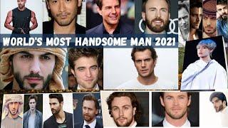 Top 10 Most Handsome Men In The World 2021 | By AK Creation #handsome #men