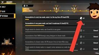 In rank duo mode make it to the top three 16 time in free fire || rank duo make it top three 16 time
