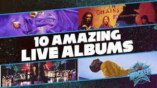 10 Amazing Live Albums In Rock And Metal | Rocked