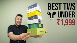 Ranking India's Best Selling Bluetooth Earphones From Worst to Best | TechBar
