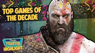 TOP 10 BEST GAMES OF THE DECADE | Double Toasted
