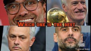 Who is the best manager in the world? My top 10 managers in world football