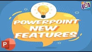 Top 10 new features in Powerpoint - Office 365 - Tips and Tricks - Presentation