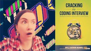 Is CRACKING the CODING INTERVIEW worth reading? || Google Interview Questions in 2020