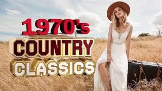 Greatest Country Songs Of 1970s - Best 70s Country Music Hits - Top Old Country Songs