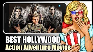 Top 5 Action Adventure Hollywood Movies || Best Hollywood MOVIES [ Action + Adventure + THRILLER ]