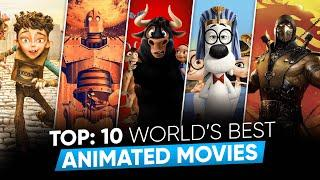 Top 10 Best Animation Movies in Hindi | Best Hollywood Animated Movies in Hindi List | Movies Bolt