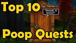 Top 10 Poop Quests in World of Warcraft