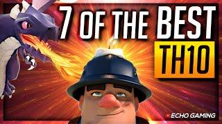 Top 7 Best Town Hall 10 Attacks in Clash of Clans