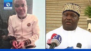 Ifeanyi Ubah Seeks Court Order To Visit Nnamdi Kanu