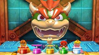 Mario Party The Top 100 MiniGames - Mario Vs Rosalina Vs Peach Vs Daisy (Very Hard Cpu)